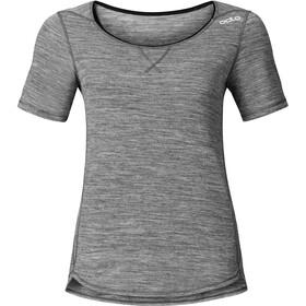 Odlo Revolution TW Light T-shirt à col ras-du-cou Femme, grey melange